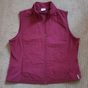 Columbia Women's quilted vest